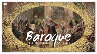5 Hours With The Best Baroque Classical Music Ever | Focus Reading Recharge Studying Relaxing Music