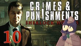 It's just a little flood, guys - SHERLOCK HOLMES: CRIMES AND PUNISHMENTS - Part 10