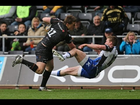 Ospreys v Connacht Full Match Report 10th May 2014
