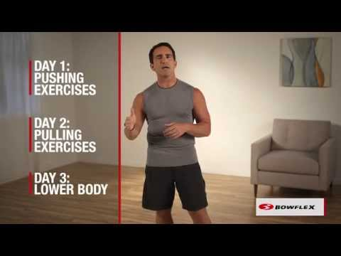 The Three-Day Workout Routine