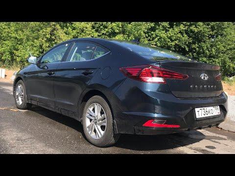 Взял Hyundai Elantra - двигатель 1.6, как тянет, какие обороты?