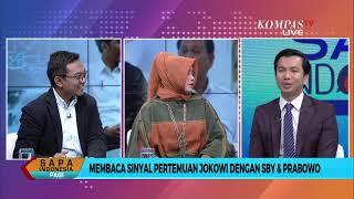 [DIALOG] Koalisi Jokowi, SBY, & Prabowo Hampir Pasti?