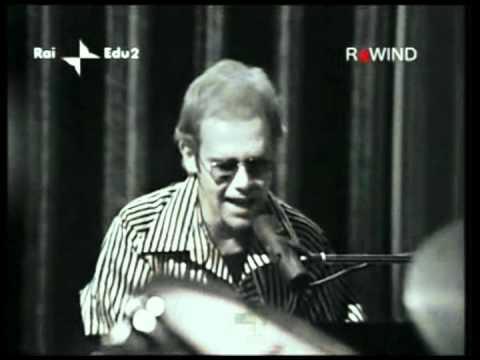 Elton John - Crocodile Rock (Italian TV appearance)