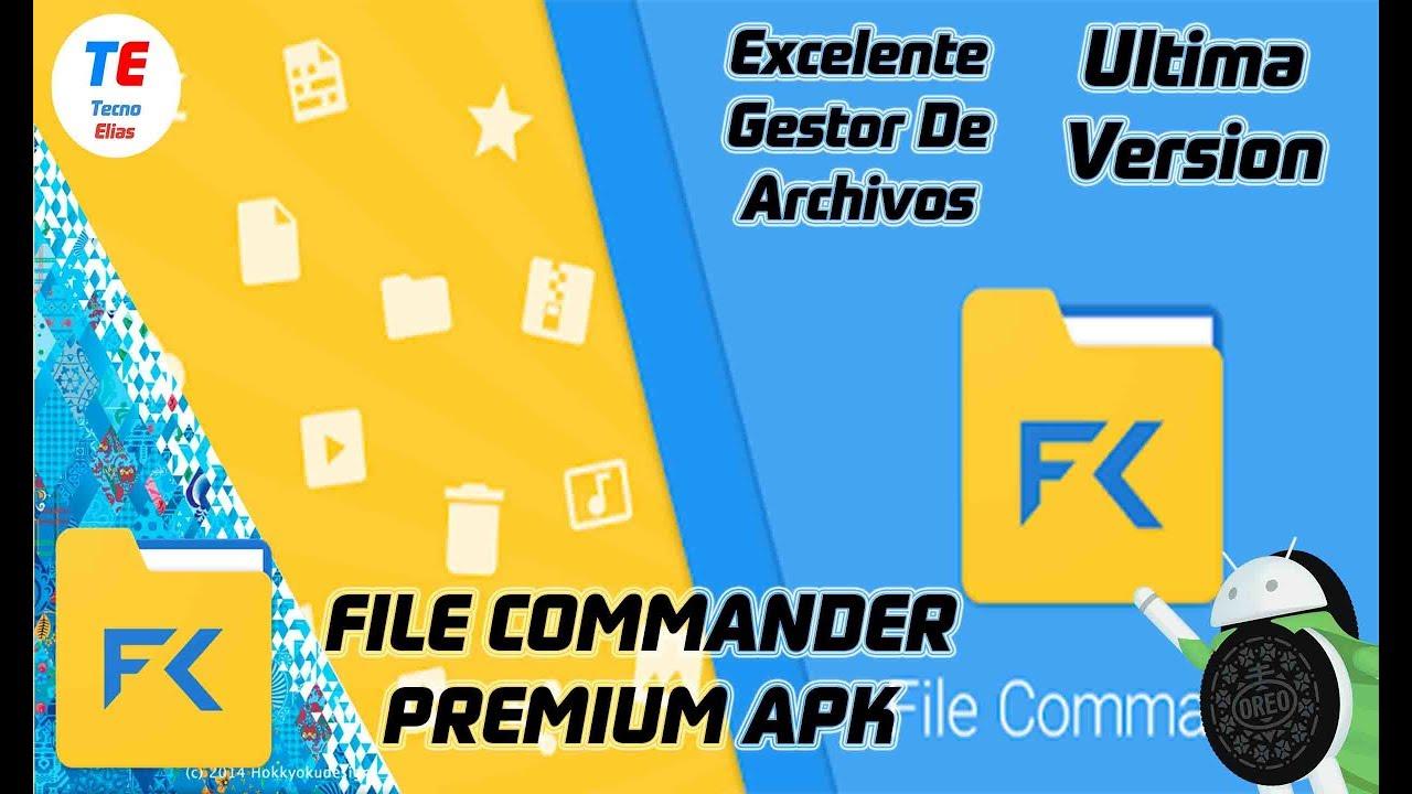 file commander premium sony xperia apk
