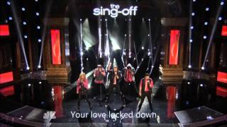 Pentatonix - Love Lockdown (LYRICS HD VIDEO)