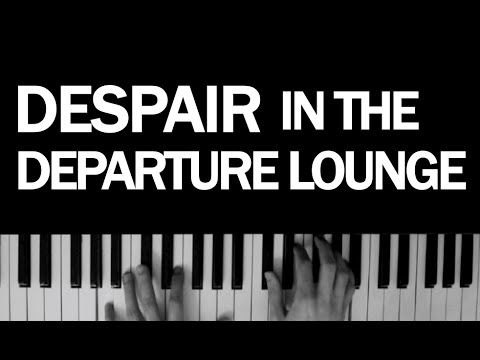 Arctic Monkeys - Despair in the Departure Lounge [Piano cover]