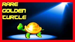 RARE! INCREDIBLE! AS IT HAPPENS! SDGuy Picks PERFECTLY to Find The RARELY Seen Golden Turtle!