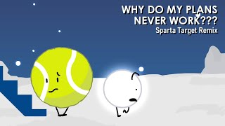 """Golf Ball - """"Why do my plans, Never work???"""" [Sparta Target ..."""