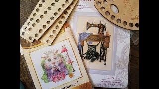 Вышивка / Покупка наборов в интернет магазине Боббин
