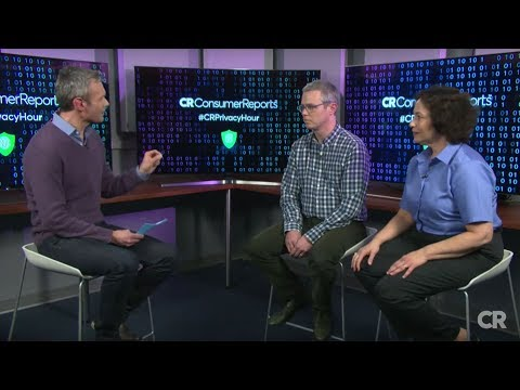 The CR Privacy Hour: LIVE from Consumer Reports Labs