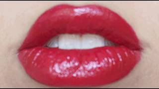 How To: Perfect red lip