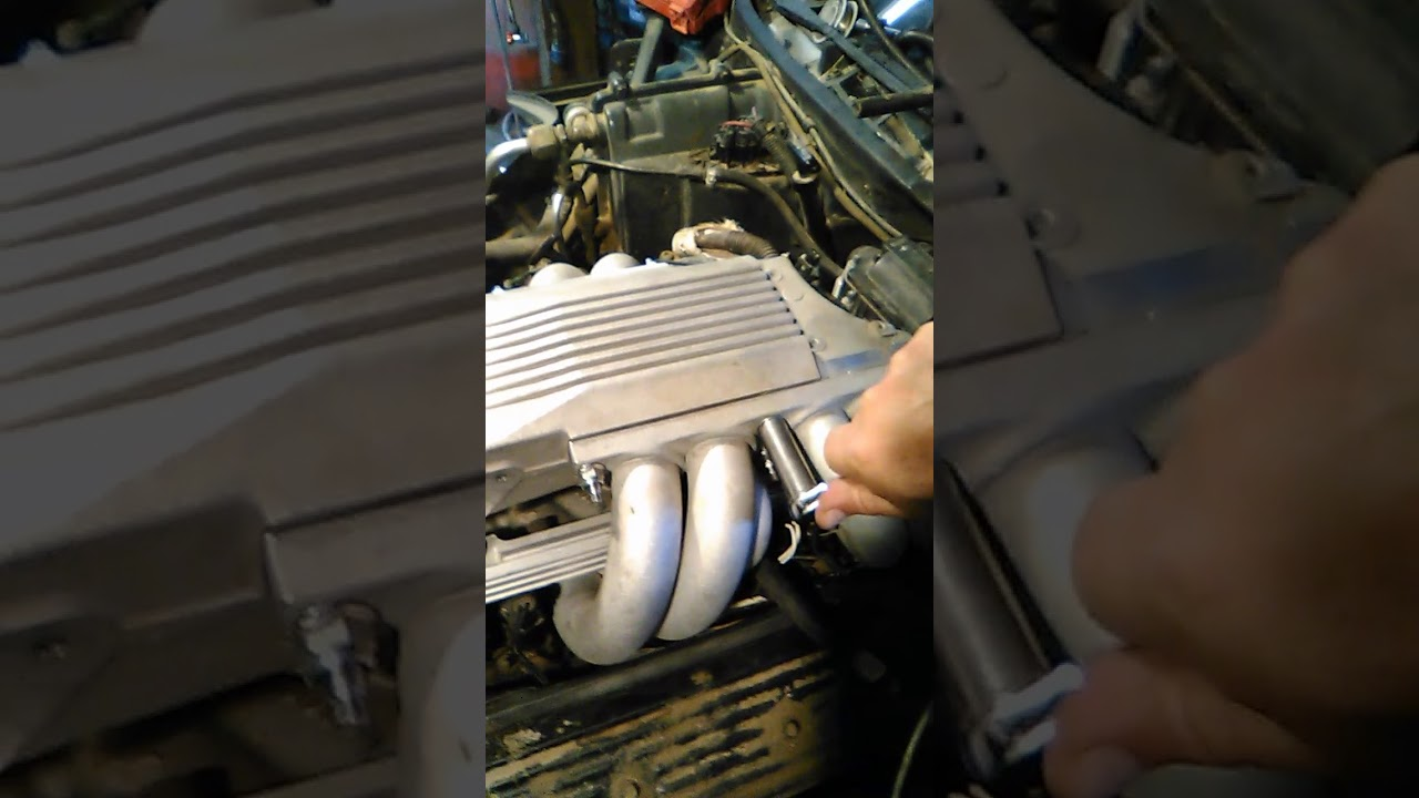 C4 Corvette Intake problems fixed part 2