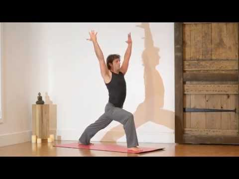 Fluid Yoga - Back & Hips w/Kevan Gale