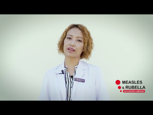 Mrs India 2017   Measles & Rubella Vaccination Campaign