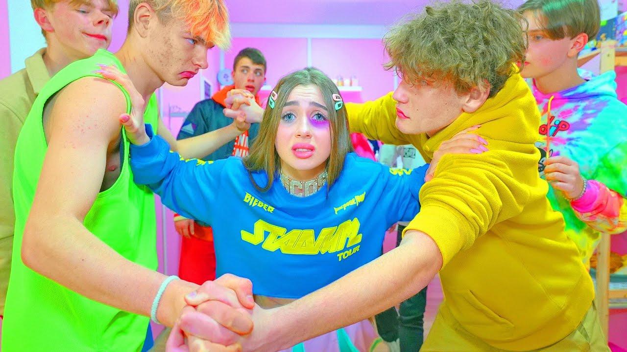 Download ¿Por qué Diana la rebelde interfirió en el enfrentamiento entre Smile y el nuevo novio?