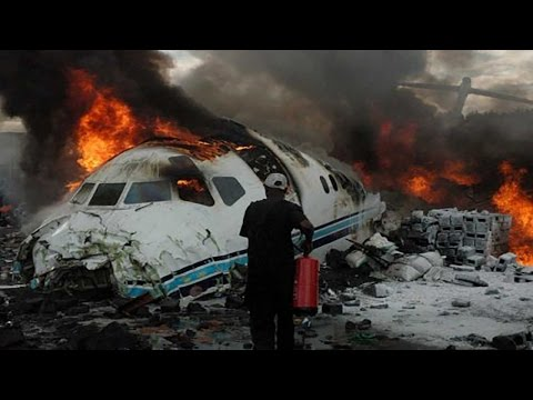 Algeria Flight AH 5017 Crashed In Nigeria, 116 feared Dead