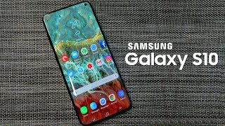 Samsung Galaxy S10 - A Cool Feature LEAKED