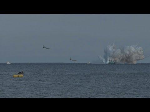 List of All Eurofighter Typhoon Crash So far | Crash Videos