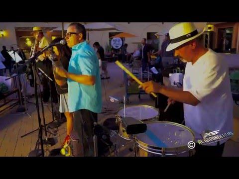 Manny Cepeda Quintet-Salsa Under The Stars