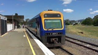 Sydney Trains Vlog 1200: Canberra