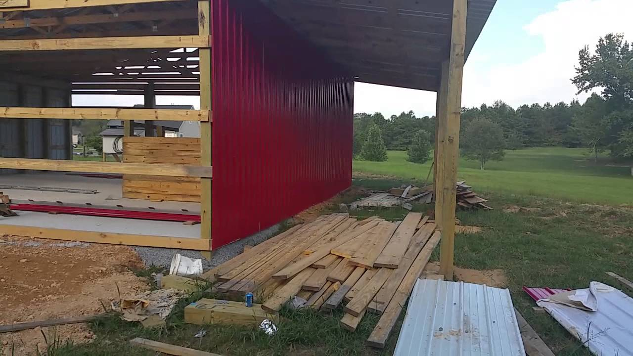 Countrywide Barn Build
