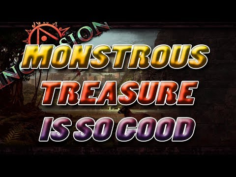 Monstrous Treasure Too Absurd Not To Use
