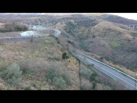Tuesday, December 5, 2017 - Drone View - Beppu, Japan (Near Ritsumeikan Asia Pacific University)