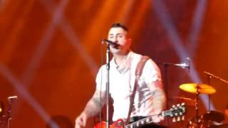 Broilers - Keine Hymnen heute (live) in Hamburg 16.03.2017