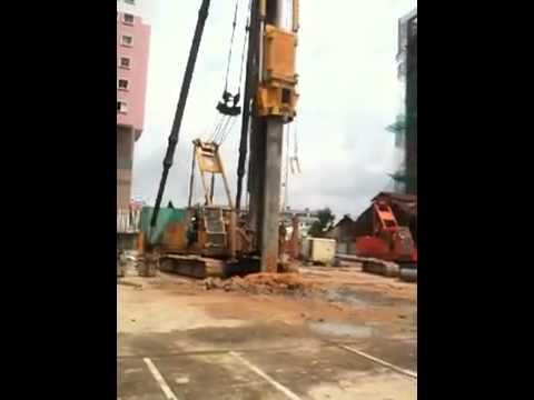 Deep Foundations / Piles