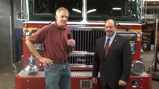 Fire Apparatus & Emergency Equipment's Trip to FDNY's Fleet Services #5853366623001