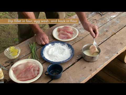 How To Make Pan Fried Jack Fish