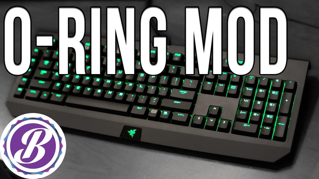 O Rings For V Keyboard