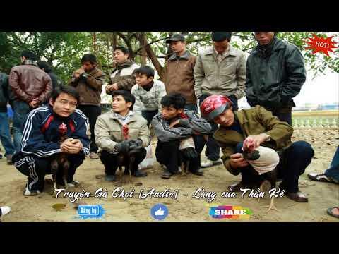 Truyện Gà Chọi [Audio] – Làng Của Thần Kê Lùng Danh Thiên Hạ