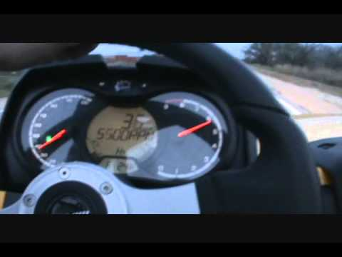 Can Am Commander 1000 Top Speed - 74mph - YouTube
