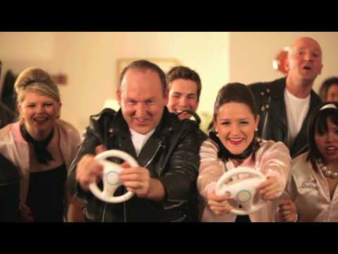 Grease The Video Game - DS | Wii - Pink Lady advert #5 official trailer