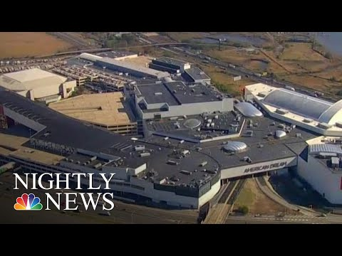 New Jersey's American Dream Mega Mall Opens After 15 Years | NBC Nightly News