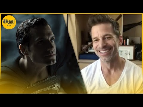 Justice League Spoiler-Filled Deep-Dive With Zack Snyder - ReelBlend Podcast