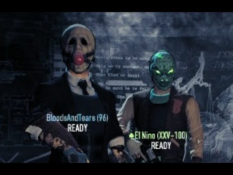 Payday 2 Funny Moments | How to talk to a woman |