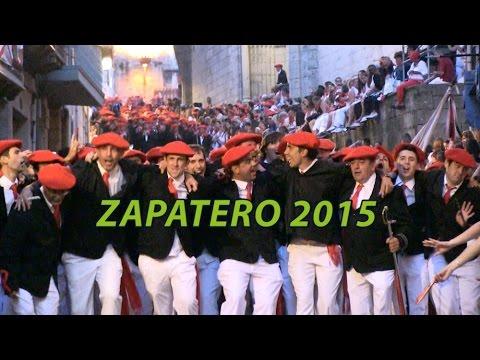 Zapatero Alarde Hondarribia completo 2015   Txingudi Online