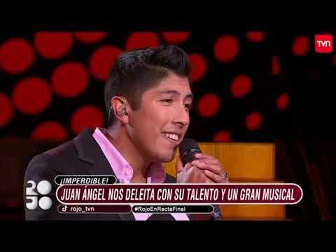 """""""Así Fue"""" De Juan Gabril, Interpretada Por Juan Angel"""