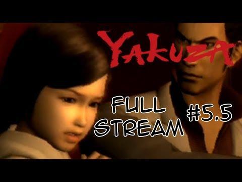 Yakuza - Full Stream #5.5