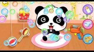 Уход за малышом Панда Кики Мультфильм и игра для самых маленьких #Мультики #kiki(, 2016-06-22T17:12:58.000Z)