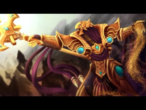 How To Azir | Azir Power