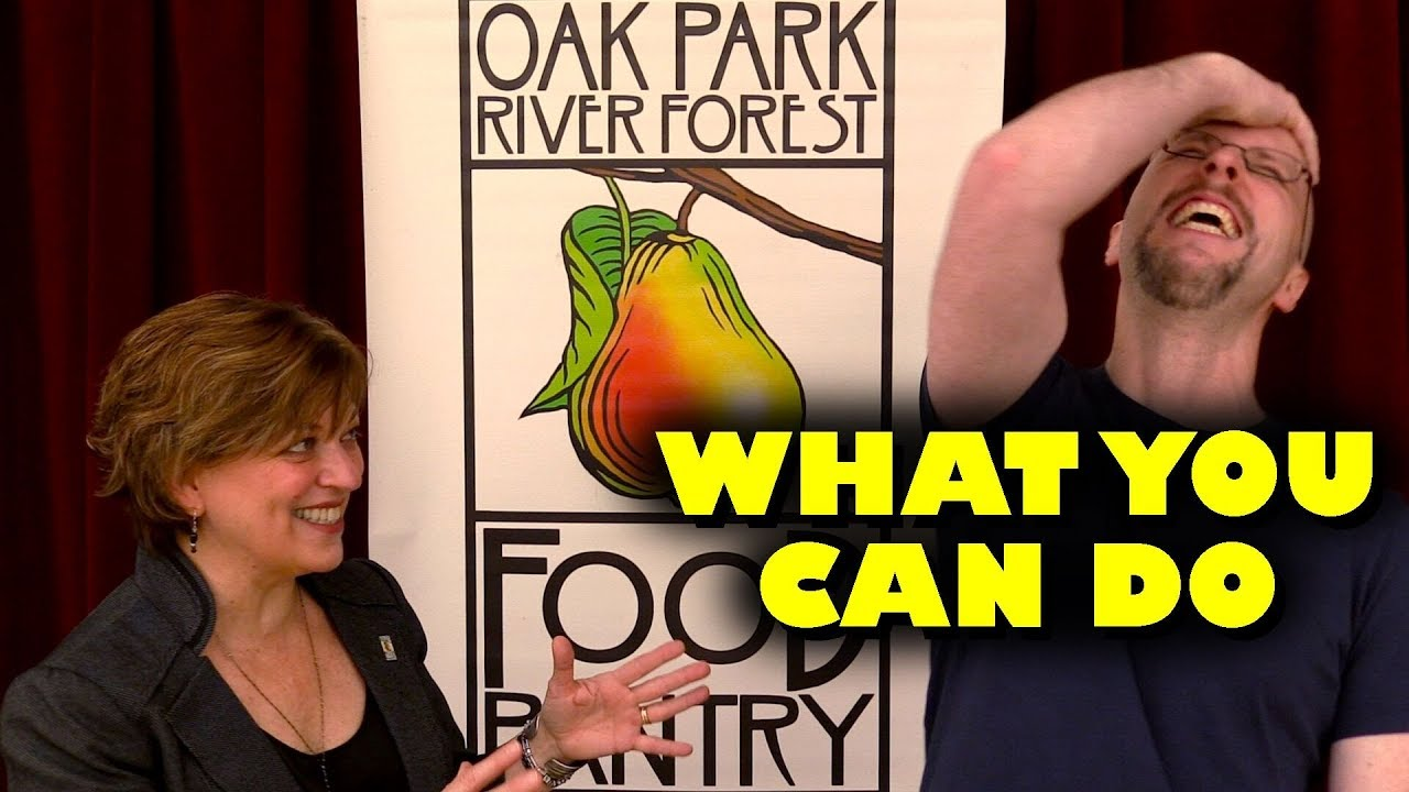 Oak Park River Forest Food Pantry - What You Can Do