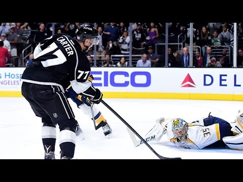 Carter outwaits Rinne for beautiful OT finish