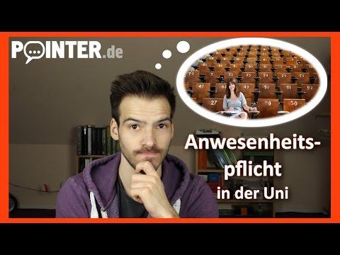 Patrick vloggt - Anwesenheitspflicht: Fluch oder Segen?
