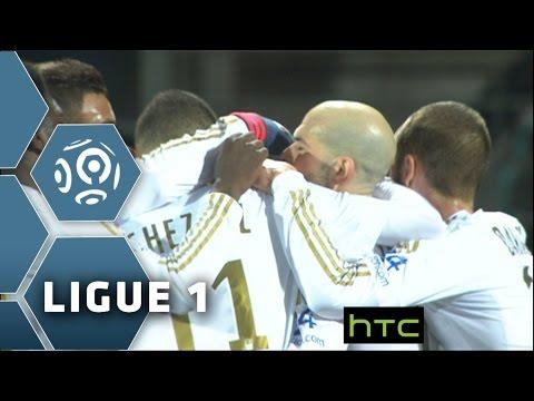 FC Lorient - Olympique Lyonnais (1-3)  - Résumé - (FCL - OL) / 2015-16