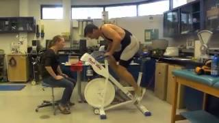Anaerobic Test | 30 Second Wingate Test On Cycle Ergometer