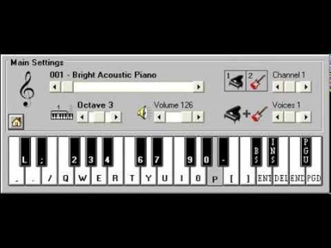 Elektronik Piano   Nikah Masası