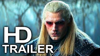 THE WITCHER TRAILER  REACTION HENRY CAVILL ES BRUTAL!- netflix - VIDEO REACCION Y OPINION FYD COMICS